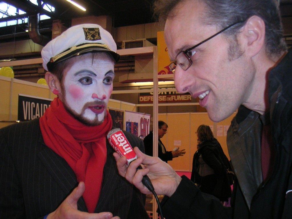 Salon Mondial du Cirque – Porte de Versailles (Paris)