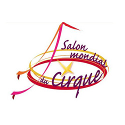 Logo référence Salon Mondial du Cirque