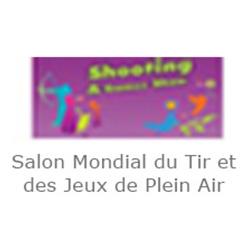 Logo référence Salon Mondial du Tir