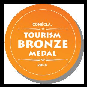 Comécla. Médaille de bronze du tourisme